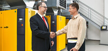 Hitting the mark – Your tailored compressed air station